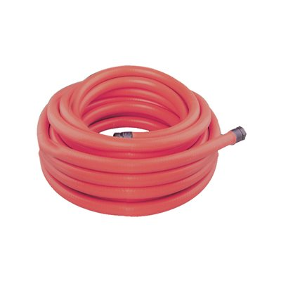 "CONTRACTOR GRADE RUBBER HOSE - 3/4"" x 50'"