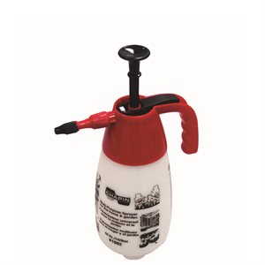 HAND HELD PLASTIC SPRAYER
