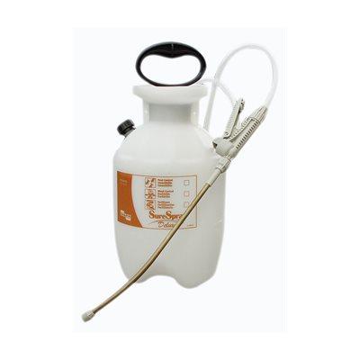 Lawn Amp Garden Sprayer Plastic Tank 1 Gallon