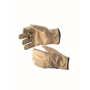 LEATHER DRIVER'S GLOVES