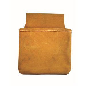 LATHER'S NAIL BAG - SINGLE POCKET