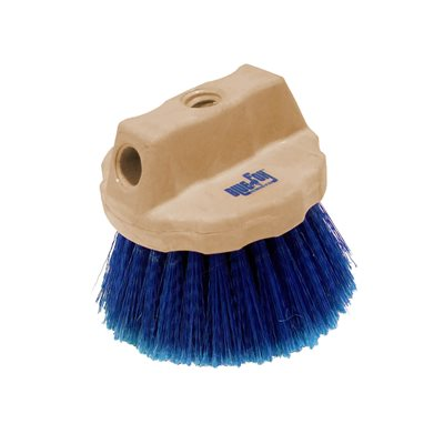 Wash Applicator Brush Blue Fiber 4 Quot Round