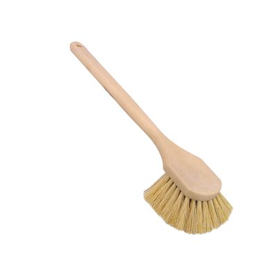 "ACID BRUSH - TAMPICO BRISTLES 20"" PLASTIC HANDLE"