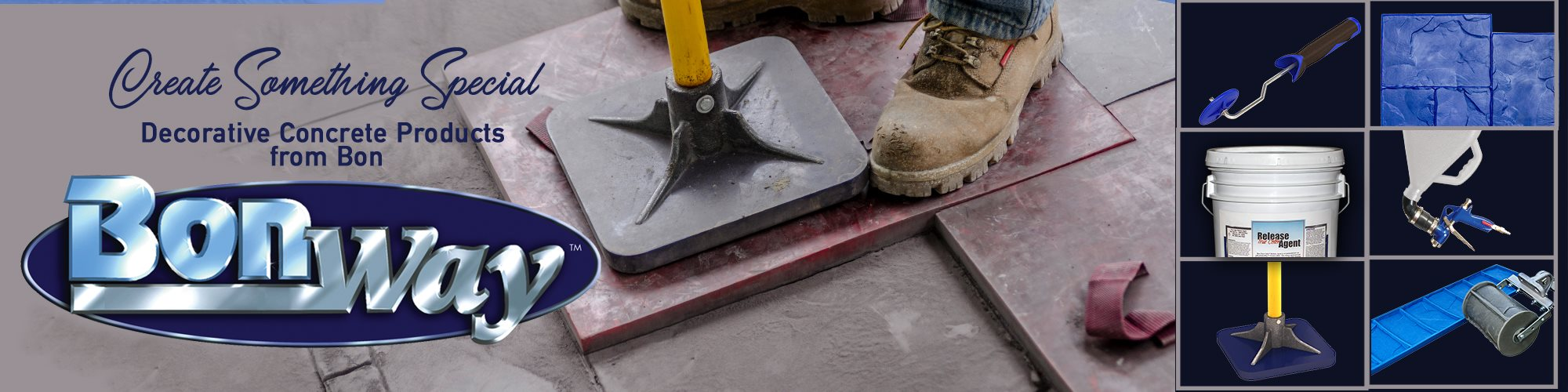Bon Decorative Concrete