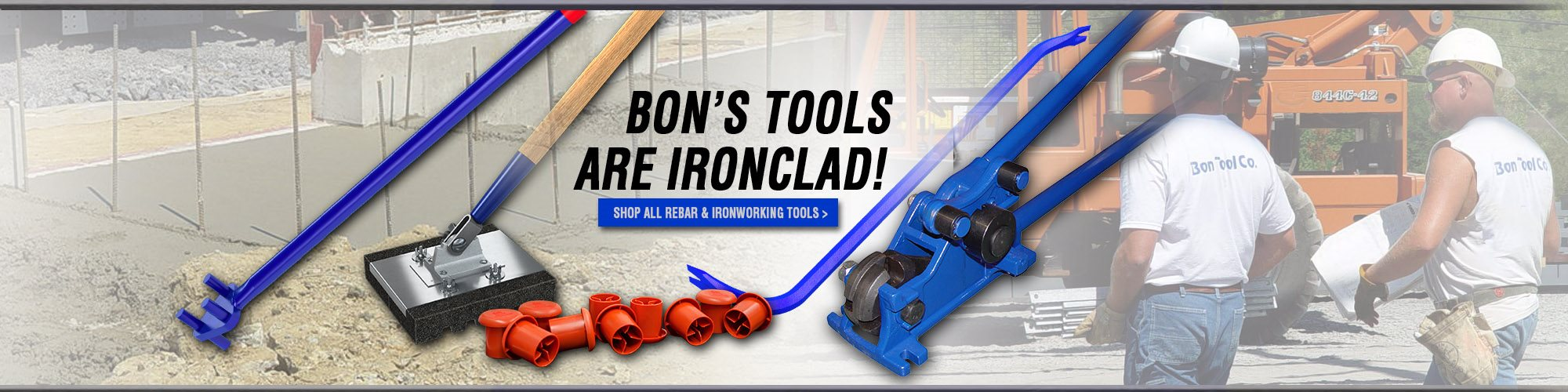 Bon Rebar and Ironworking Tools