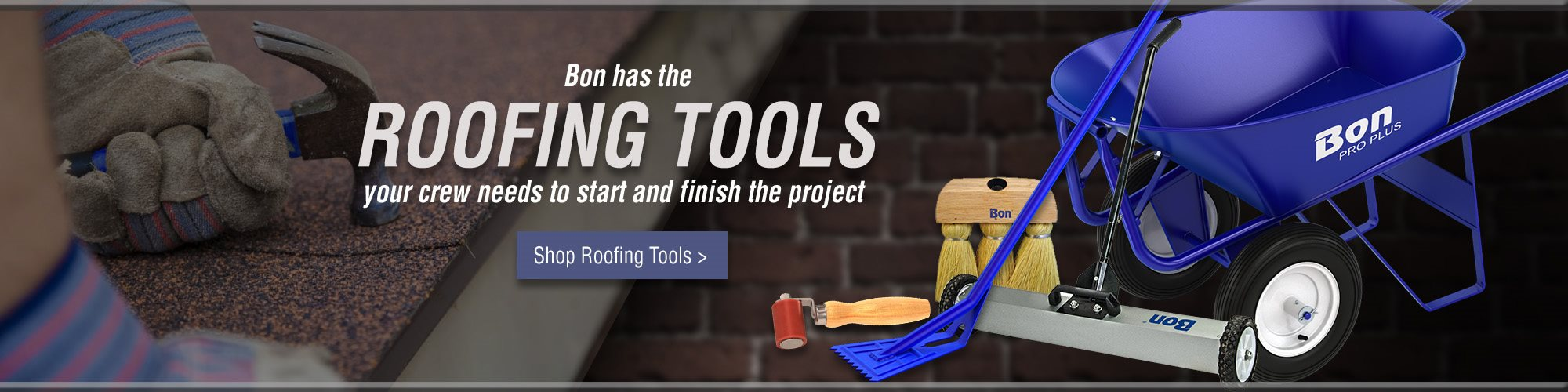 Bon Roofing Tools