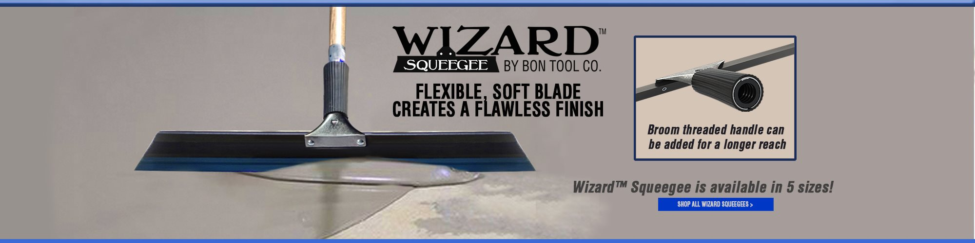 Wizard Squeegee